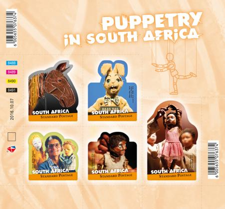 5-Puppetry-in-SA-stamp-sheet