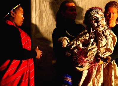 Finding Eve, sacred ritual performance at the Women of the Earth Gathering 2015