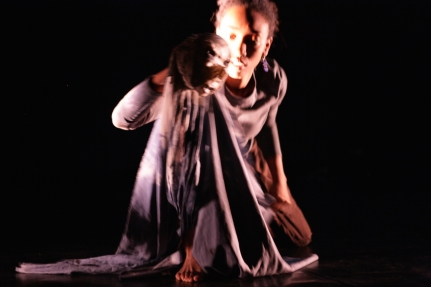 Residue, performed in Prague, 2006